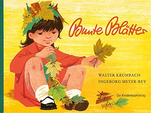 9783358030318: Bunte Blätter: Vierfarbiges Pappbilderbuch