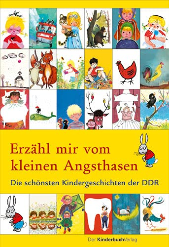 Erzähl mir vom kleinen Angsthasen Die schönsten: Schiller, Corinna: