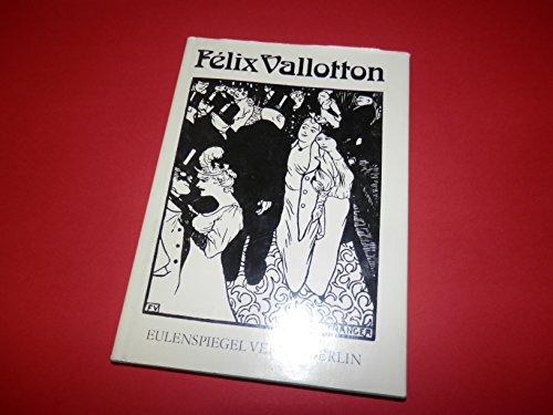 9783359001171: Félix Vallotton