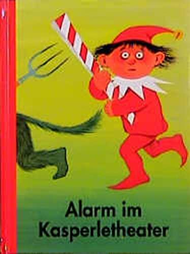 9783359007579: Alarm im Kasperletheater