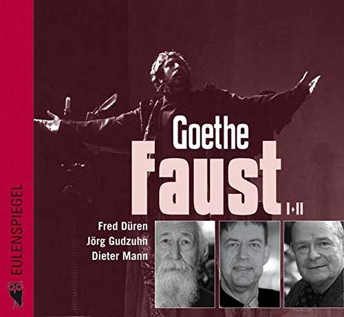 9783359010777: Goethe Faust. 2 CDs: Faust. Mephistopheles