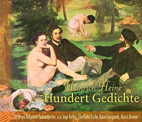 9783359010852: Hundert Gedichte. 2 CDs