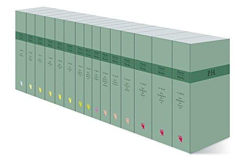 9783359015000: Werke. Gesamtausgabe in fünfzehn Bänden