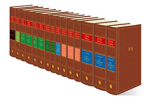 9783359015161: Hacks: Werke Bd. 1-15, geb.
