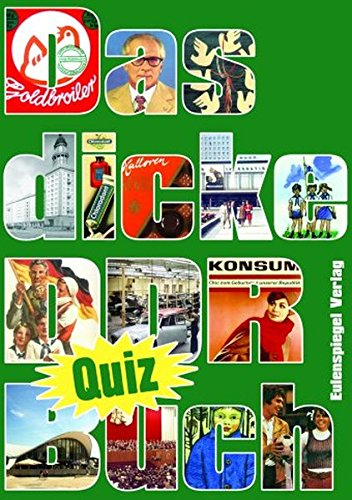 9783359016359: Das dicke DDR-Quiz-Buch