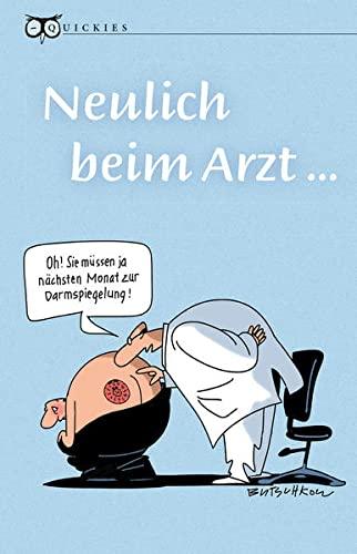 9783359017196: Neulich beim Arzt ...: Witze