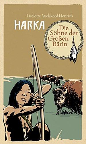 9783359022886: Die Söhne der Großen Bärin (1): Harka