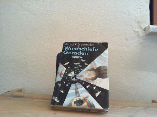 9783360001993: Windschiefe Geraden: Science-Fiction Erz�hlungen
