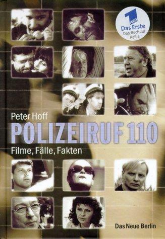 9783360009586: Polizeiruf 110 - Filme, Fälle, Fakten