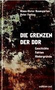 9783360010575: Die Grenzen der DDR