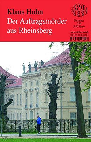 9783360020598: Der Auftragsmörder aus Rheinsberg