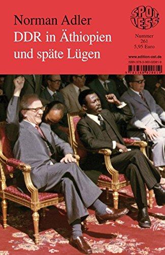 9783360020819: DDR in Äthiopien und späte Lügen: Band 261