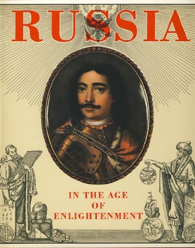 9783361000469: Russia in the Age of Enlightenment