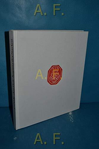 9783361002685: Am Hofe Augusts des Starken (Livre en allemand)