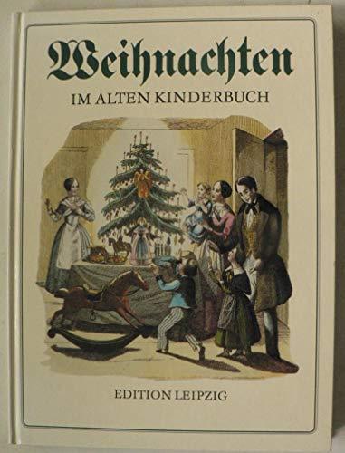 9783361003422: Weihnachten im alten Kinderbuch