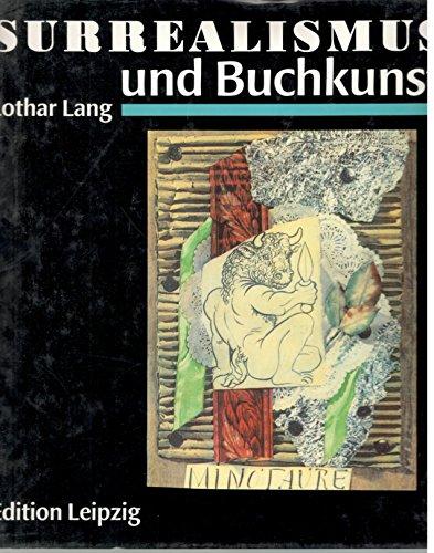 9783361003941: Surrealismus und Buchkunst
