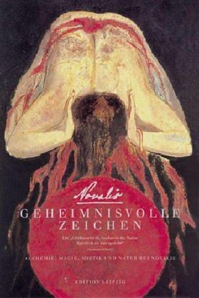9783361004887: Geheimnisvolle Zeichen: Alchemie, Magie, Mystik und Natur bei Novalis
