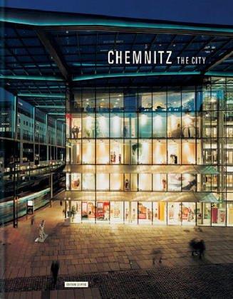 9783361005228: Chemnitz. The City