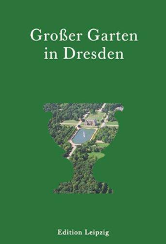 9783361005440: Grosser Garten in Dresden