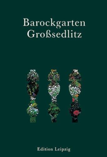 9783361005501: Barockgarten Grosssedlitz (Livre en allemand)