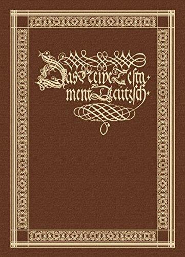 Das Neue Testament Deutsch (9783361006058) by [???]