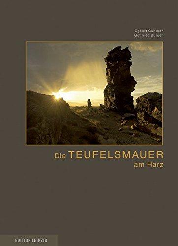 9783361007123: Die Teufelsmauer am Harz