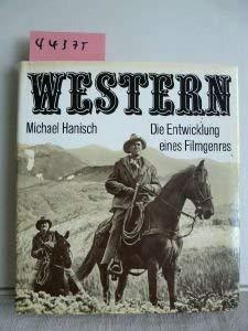 9783362000840: Western. Die Entwicklung eines Filmgenres.