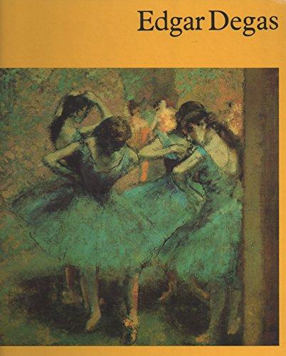 Edgar Degas. Fedor Kresák. Aus d. Slowak.: Degas, Edgar: