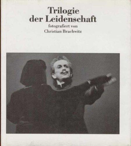 Trilogie der Leidenschaft - Medea von Euripides,: Linzer, Martin (Hrg.)