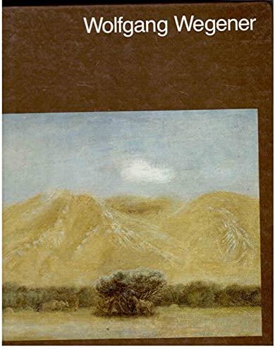 9783362002813: Wolfgang Wegener (Welt der Kunst)