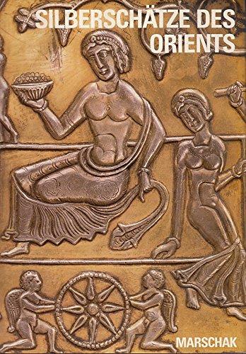 9783363001020: Silberschätze des Orients. Metallkunst des 3. - 13. Jahrhunderts und ihre Kontinuität