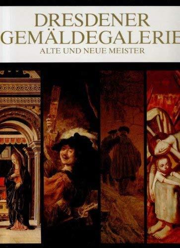 9783363003925: Dresdener Gemäldegalerie. Alte und Neue Meister