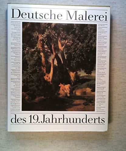 9783363004687: Deutsche Malerei des 19. Jahrhunderts