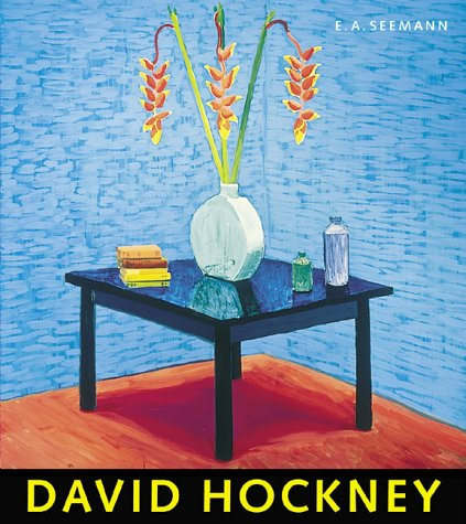 9783363007565: David Hockney: Exciting times are ahead