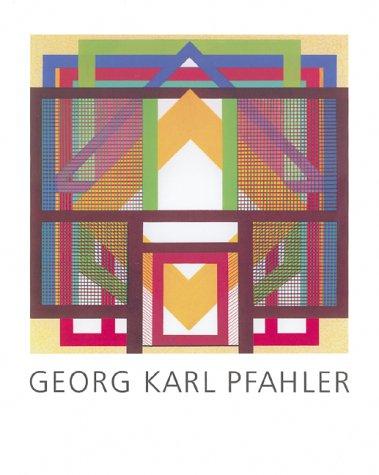 Bilder und Objekte / Paintings and Objects.: Pfahler, Georg Karl, H�nisch, Dieter, Iden, Peter...