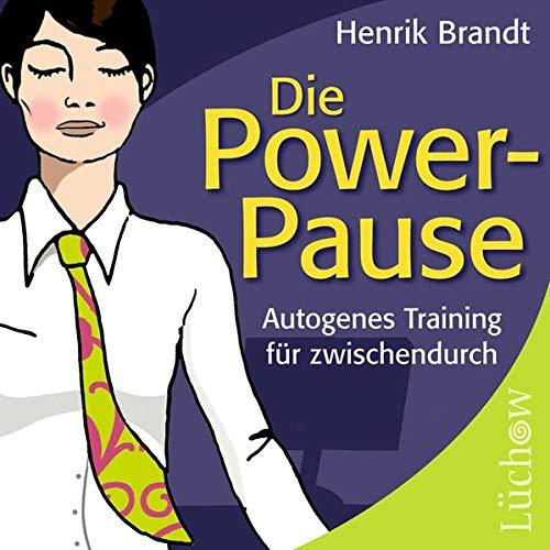 9783363031249: Die Power-Pause: Autogenes Training für zwischendurch. Audio-CD: Autogenes Training für zwischendurch