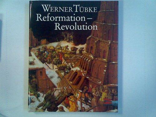 9783364000435: Reformation - Revolution. Panorama Frankenhausen. Monumentalbild von Werner Tübke