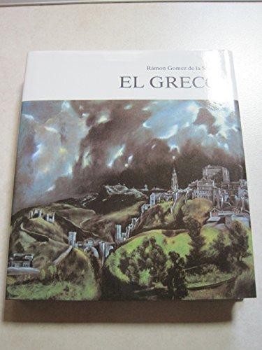 El Greco (Livre en allemand): Ramón Goméz de