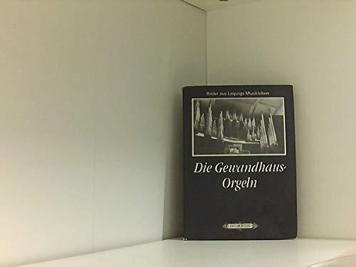 9783369002205: Bilder aus leipzigs Musikleben- Die Gewandhaus- Orgel