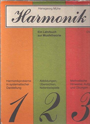 Harmonik: Ein Lehrbuch zur Musiktheorie (German Edition): Hansgeorg Muhe