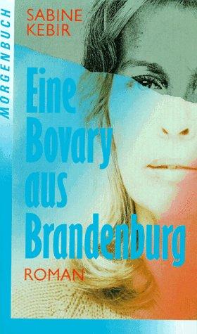 9783371003535: Eine Bovary aus Brandenburg (German Edition)