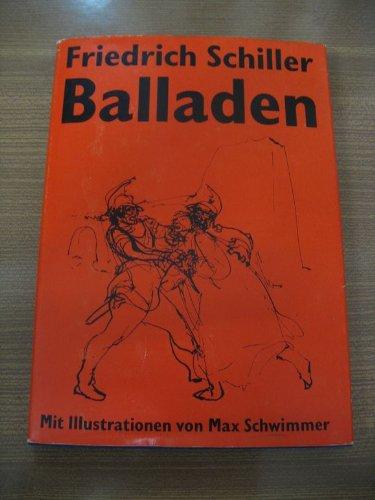 9783373002956: Balladen