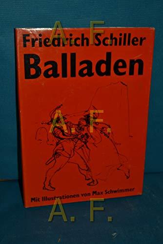 9783373004431: Balladen