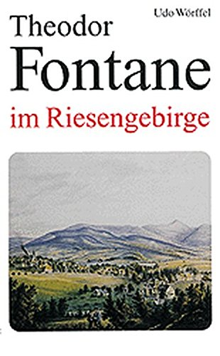 9783373005094: Theodor Fontane im Riesengebirge.