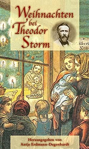 9783373005308: Weihnachten bei Theodor Storm