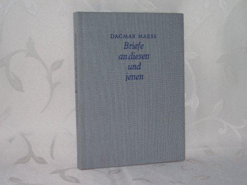 Briefe von Andreas Masius und seinen Freunden,: Andreas Masius; Andreas
