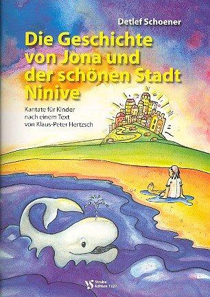 9783374012978: La Historia De Jona en el Clavo y la ciudad Nínive. Cantata para niños