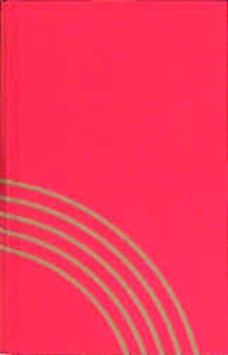 Evangelisches Gesangbuch. Ausgabe für die Evangelisch-Lutherische Landeskirche Sachsens. Standard-Ausgabe. Rot