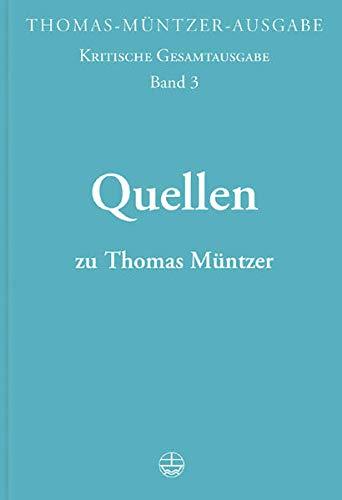 Thomas-Müntzer-Ausgabe: Helmar Junghans