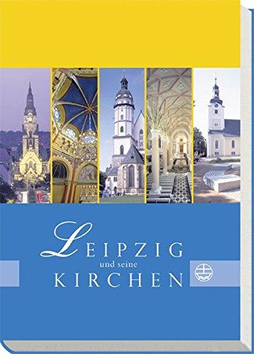 9783374023660: Leipzig und seine Kirchen